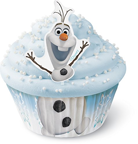 Wilton Disney Frozen Olaf Cupcake Decorating Kit