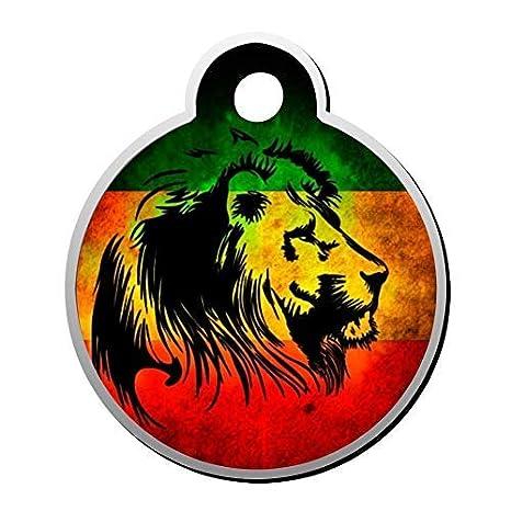 EstherMi19 - Etiquetas de identificación de león jamaiquino para ...