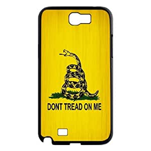 High Quality Don't Tread On Me Gadsden Flag phone case cover for Samsung Galaxy Note 2 N7100 case TSL215844