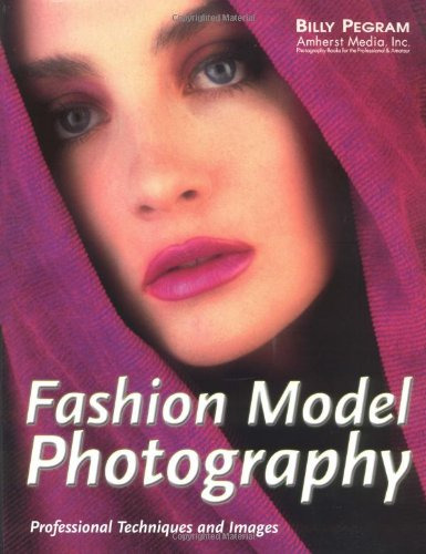 Fashion Model Photography: Ads in Shutterbug and Popular Photography