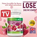 Raspberry Ketone PLUS [AS SEEN ON TV] (Buy 2 Get 1 OxyPlus FREE) Over 1 million sold, featured on FOX NEWS. Made from EU approved natural raspberry ketones. Appetite Suppressant, Vegetarian friendly.