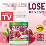 Himbeere Ketone PLUS [AS SEEN ON TV] Over 1 million sold, featured on FOX NEWS. Made from EU approved natural raspberry ketones. Appetite Suppressant, Vegetarian friendly.
