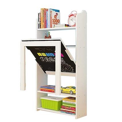 Amazon Com Jcnfa Shelves Folding Bookshelf Children S Study