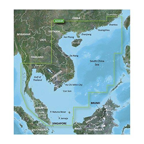 Garmin Bluechart G2 HXAE004R Hong Kong/South China Sea microSD Card Maps Electronic consumers