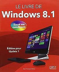 Le livre de Windows 8.1 Tout en couleurs