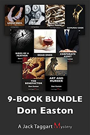 book cover of Jack Taggart Mysteries 9-Book Bundle