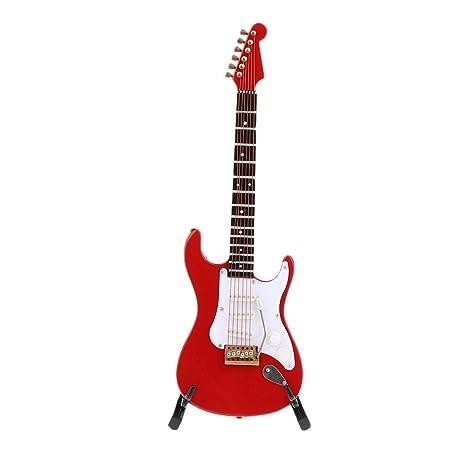 Amazon.es: Baoblaze 1/6 Instrumento Musical para Guitarra Electrica ...