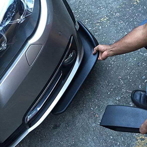 2 palas protectoras universales para parachoques delantero de coche Asdomo resistentes a los ara/ñazos