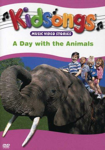 Animal Mcdonalds - Kidsongs - A Day with the Animals