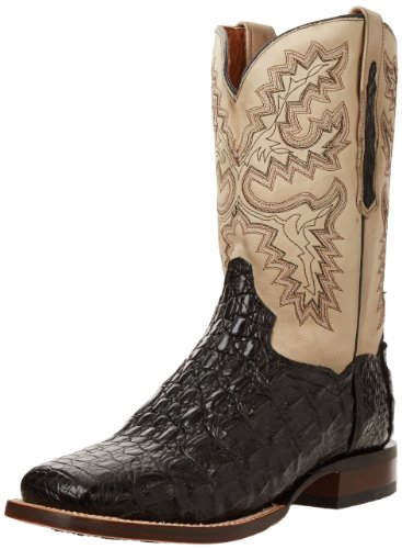 Dan Post Men's Denver Western Boot,Black,12 D US
