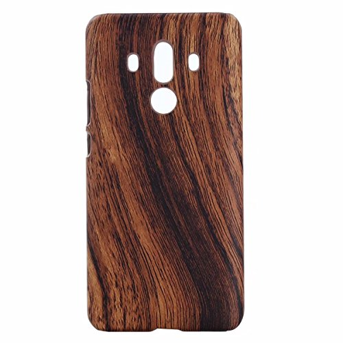 Huawei Mate 10 PRO Case, Vfunn Good Quality [Leather Series] Elegant Hard Protective Case Back Cover for Huawei Mate10 PRO with 1 Branded Stylus Pen - Fedex Times Uk Delivery