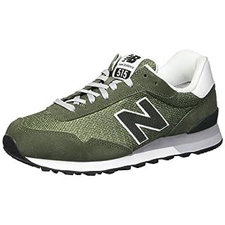 New Balance Men's 515 V1 Sneaker, Dark Covert Green, 18 4E US