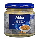 Marinated Herring by Abba - Mustard (8.5 ounce)