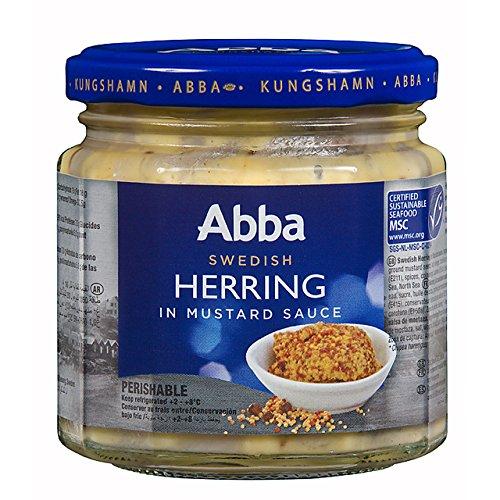 Abba - Mustard (8.5 ounce) ()