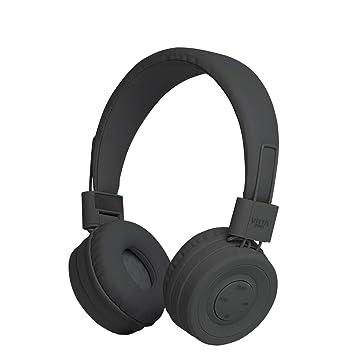 Vieta pro Smartness - Auricular inalámbrico de Diadema, con Bluetooth, Radio FM, función Manos Libres, insonorización Reforzada, Plegables y 8 Horas ...