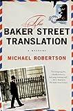 The Baker Street Translation: A Mystery