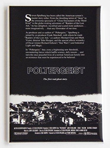 Poltergeist (Advance) Movie Poster Fridge Magnet (2.5 x 3.5 inches) ()