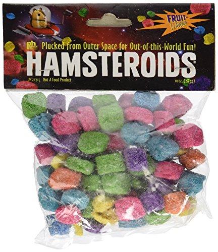Prevue Hendryx Hamsteroids Small Animal Chews, 10 oz.