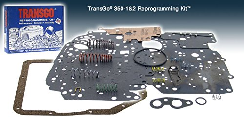 Transgo Reprogramming TH350 Transmission 1 & 2 Shift Kit 1969 and up