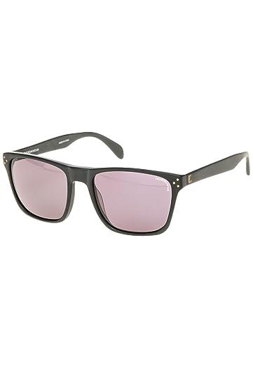 f6a523c1c8e87 Crooks and Castles Ladron Noir Sunglasses Matte Black  Amazon.co.uk   Clothing