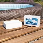 Clearwater-miracolo-spugna-Eraser-Pad-adatto-per-Lay-Z-Spa-da-piscinaspabarchecucine-e-mobili–bianco-pezzi