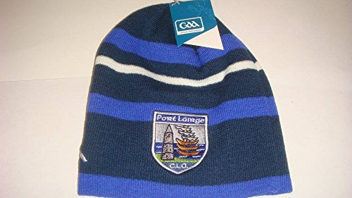 Official GAA Ireland County WATERFORD Home Style Beanie hat very rare limited Stock