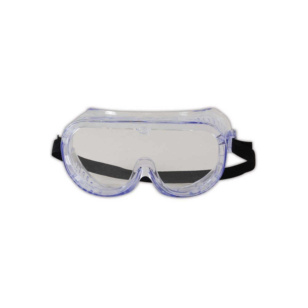 Magid Glove /& Safety 250 Magid Soft Side Direct Vent Goggle 7 x 3 x 2 5 7 x 3 x 2 5 Blue Tint 7 x 3 x 2 5