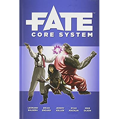 Fate Core System: Evil Hat Productions: Toys & Games