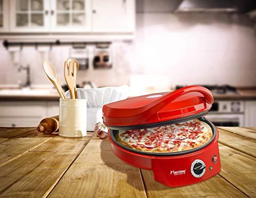 Bestron Forno elettrico per pizza con grill 6