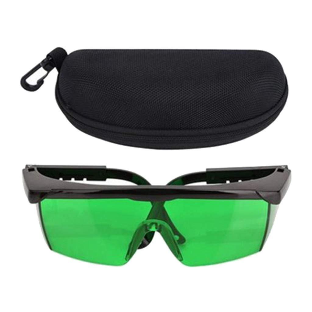 Verde Almencla Gafas De Mejora Protecci/ón De Los Ojos Gafas De Seguridad Para Nivel