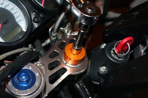 Ducati Steering Stem Nut Tool Triple Clamp 848 1098 S4R by SSR (Image #2)