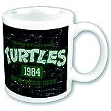 Teenage Mutant Ninja Turtles Nyc 1984 Boxed Mug