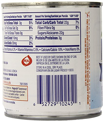 Magnolia Sweetened Condensed Milk, 14 Ounce (Pack of 24) by Magnolia (Image #4)