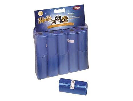Amazon.com: Nobby 67356 TidyUp - Bolsas de basura (20 rollos ...