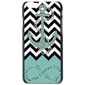 Chevron Stripe Anchor Tribal Keep Calm,Hakuna Matata Plastic Hard Case Cover Back Skin Protector For Apple iphone 6 4.7G Plus by Alexism Size38