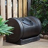 Good Ideas Compost Wizard Windsor 52-Gallon Compost Tumbler