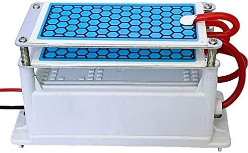 H Double Plaque En C/éramique G/én/érateur Dozone Purificateur Deau Int/égr/é Ozoniseur Pour Usine Chimique G/én/érateur Dozone Portable 10g