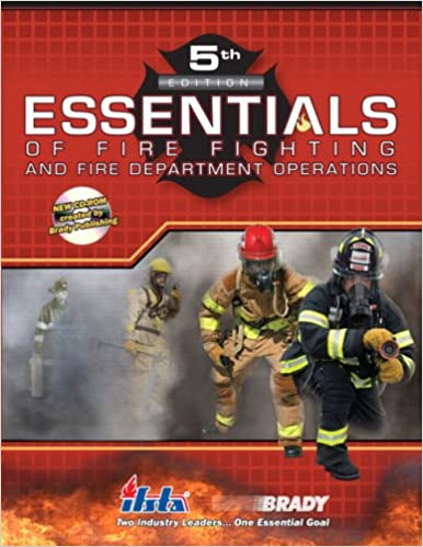essentials of fire fighting and fire department operations 5th