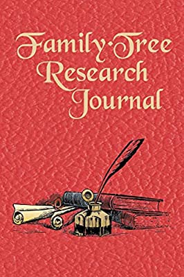 Family Tree Research Journal: Family history fill-in charts