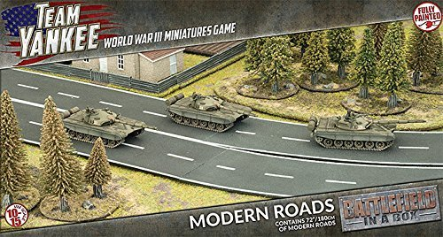 Team Yankee Modern Roads by Team Yankee