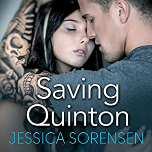 Saving Quinton Audiobook