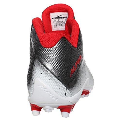 Nike Herren Alpha Pro 2 Fußballschuh Grau