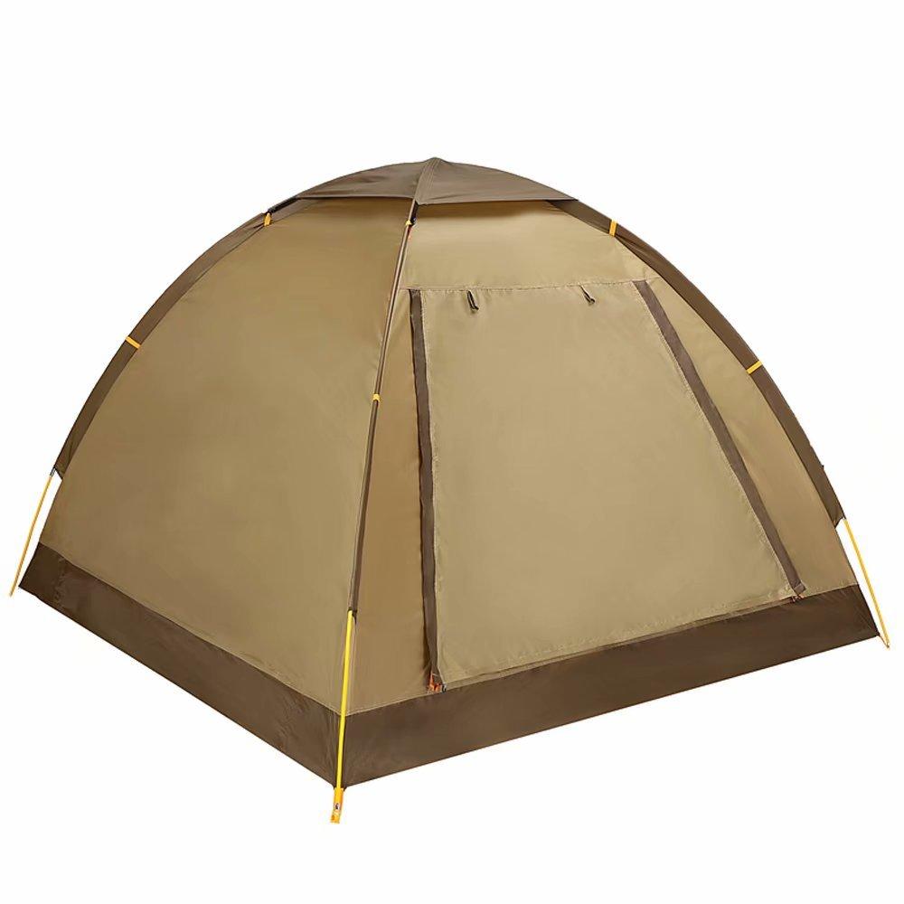 QB-tent Zelt im Freien 3-4 Leute Voll regendichtes Zeltzelt mit 2 Leuten Familienaußenseite