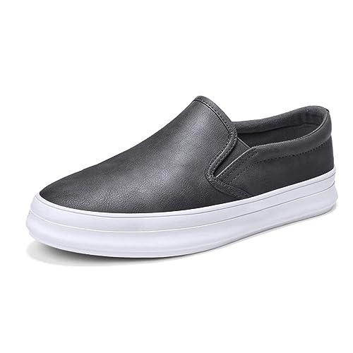 0b79dce04f2e Chaussure Basse de Marche de la Ville au Loisir pour Homme Plate Lok Fu  Chaussure de