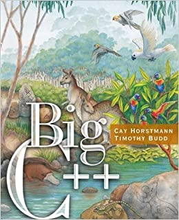 Big C++ by Cay S. Horstmann (2004-02-16)