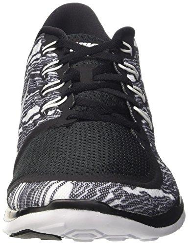 Nike Mens Libera 5,0 Scarpa Da Corsa Nero / Bianco / Bianco