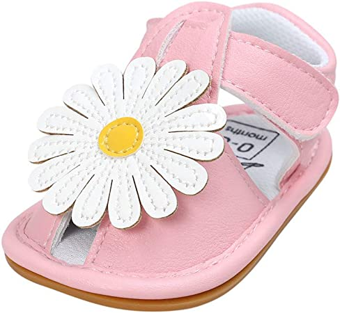 Fansu Summer Baby Sandals, Simple Fower