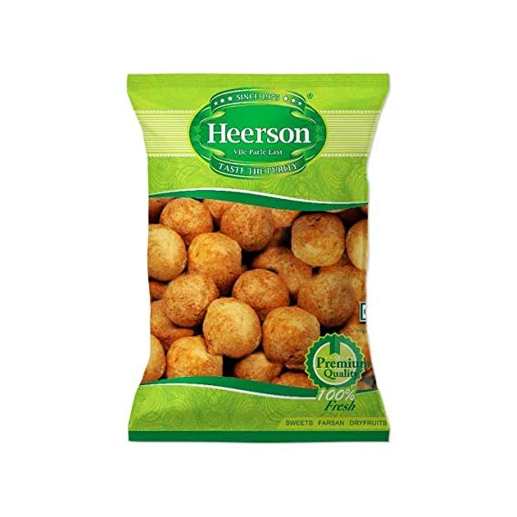 Heerson's Kachori - Big (2 Packs of 200gms)