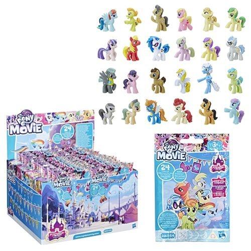 Case of 24: My Little Pony Movie Blind Bag Dolls Wave 22 (My Little Pony Blind Bag Wave 19)