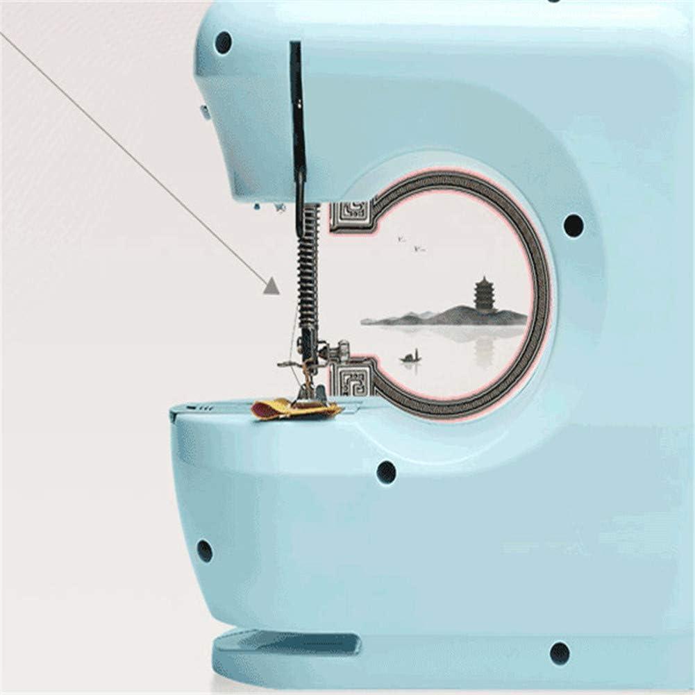 Máquina De Coser Multifuncional Para Uso Doméstico Eléctrica, Mini ...